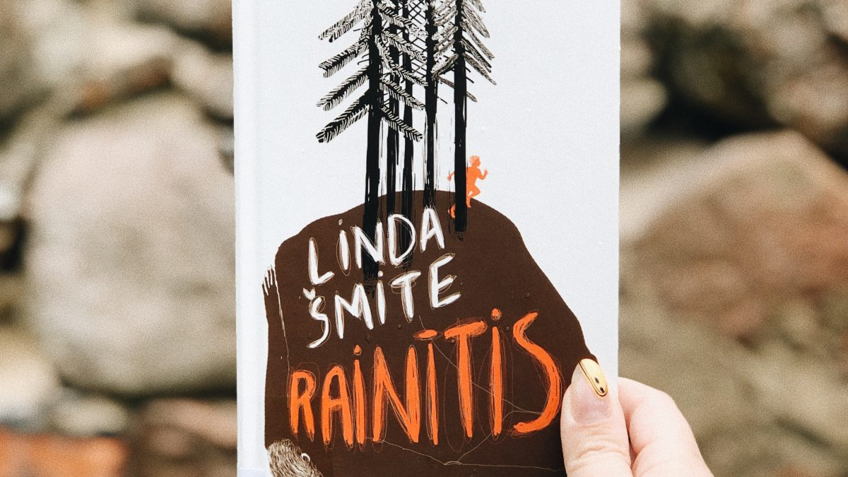 Linda Šmite. Rainītis.