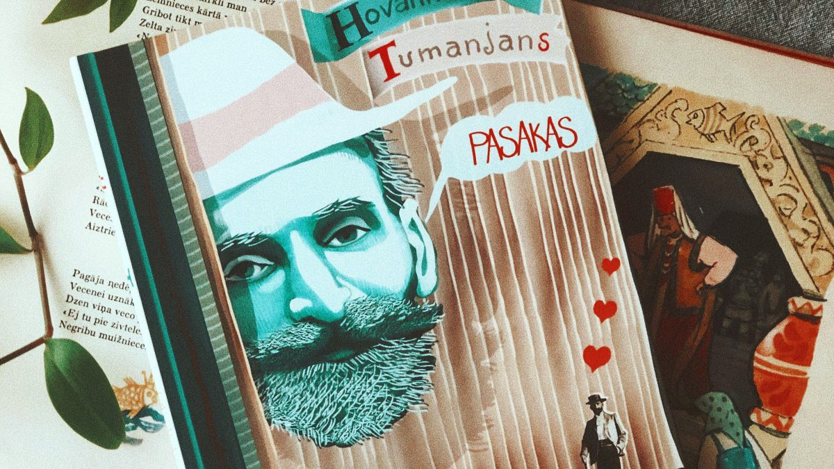 Hovanness Tumanjans «Pasakas»
