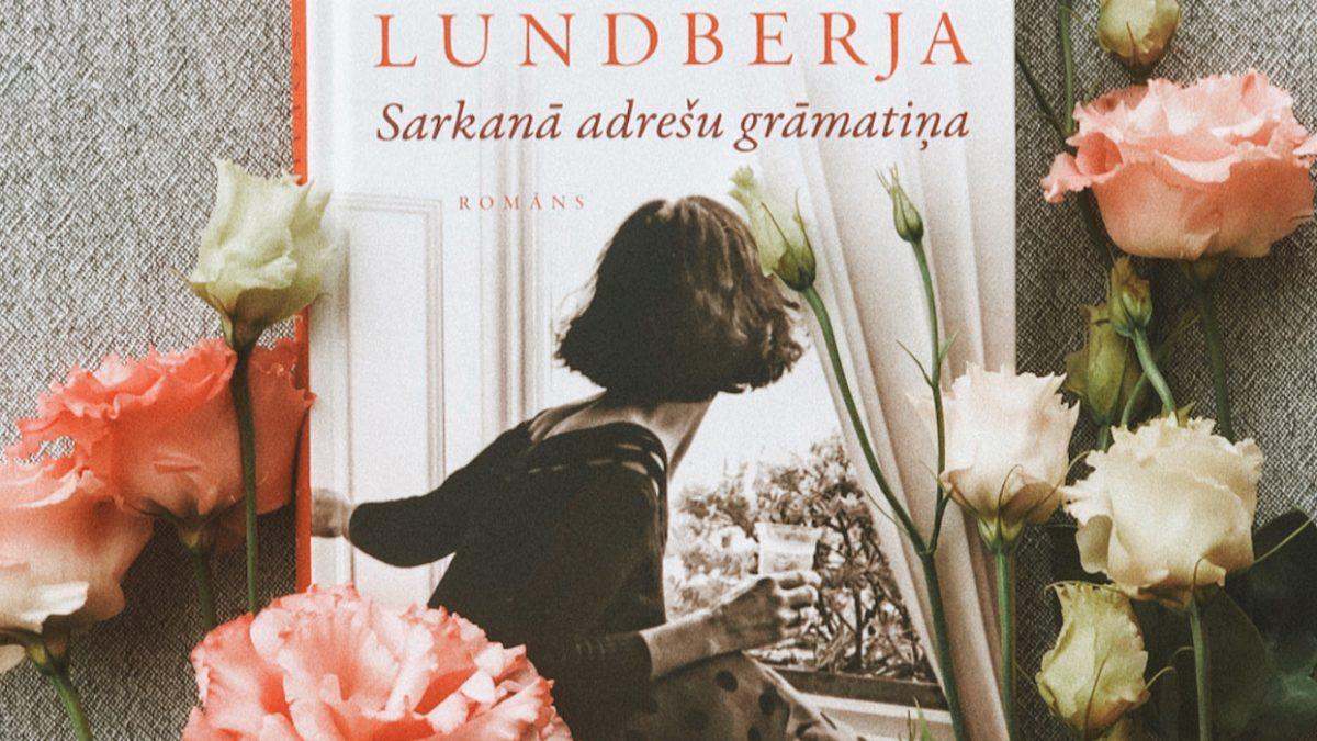 Sofija Lundberja. Sarkanā adrešu grāmatiņa.