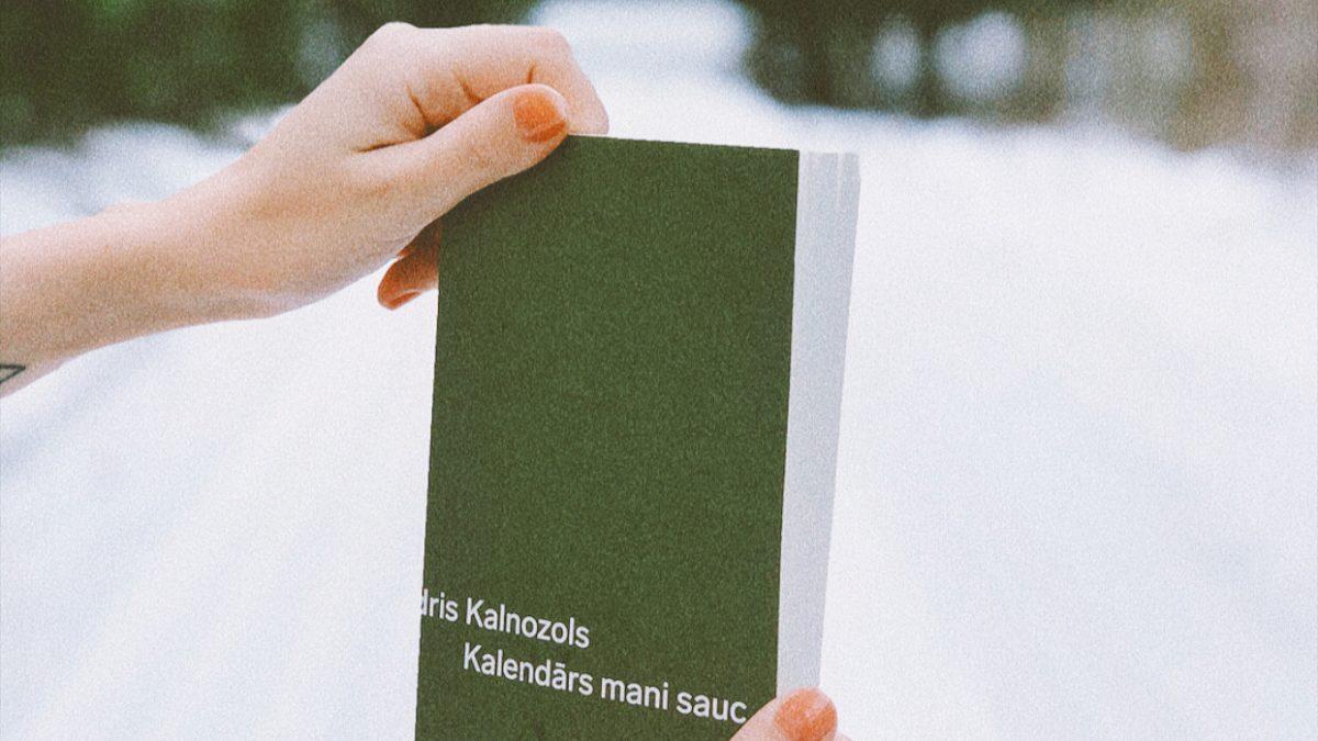 Andris Kalnozols «Kalendārs mani sauc»