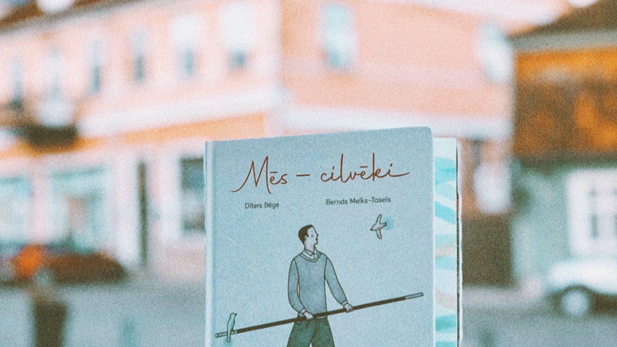 Dīters Bēge, Bernds Melks-Tasels «Mēs — cilvēki»